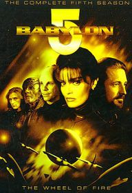 Babylon 5:Comp Fifth Ssn - (Region 1 Import DVD)