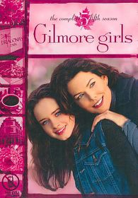 Gilmore Girls:Comp Fifth Ssn - (Region 1 Import DVD)