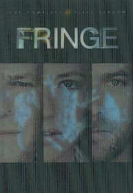 Fringe:Complete First Season - (Region 1 Import DVD)