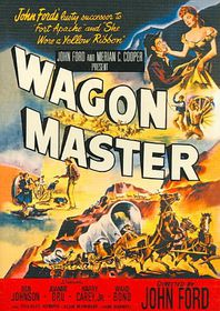 Wagon Master - (Region 1 Import DVD)