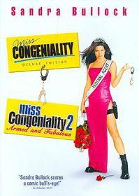 Miss Congeniality Double Feature - (Region 1 Import DVD)