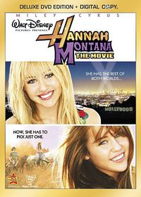 Hannah Montana: The Movie (Deluxe Edition) - (Region 1 Import DVD)