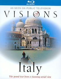 Visions of Italy - (Region A Import Blu-ray Disc)