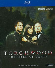 Torchwood:Season 3 Children of Earth - (Region A Import Blu-ray Disc)
