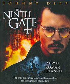 Ninth Gate - (Region A Import Blu-ray Disc)