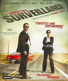 Surveillance - (Region A Import Blu-ray Disc)