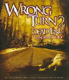 Wrong Turn 2:Dead End - (Region A Import Blu-ray Disc)