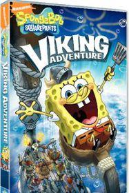 SpongeBob Squarepants : Viking Adventure (DVD)