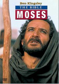 The Bible Series - Moses - (DVD)