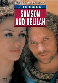 The Bible Series - Samson and Delilah - (DVD)