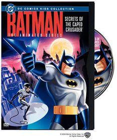 Batman Secrets of the Caped Crusader (DVD)