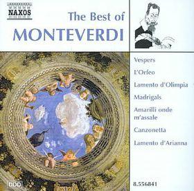 Best Of Monteverdi - Best Of Monteverdi (CD)