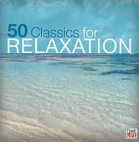 50 Classics for Relaxation - (Import CD)