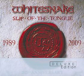 Slip of the Tongue - (Import CD)