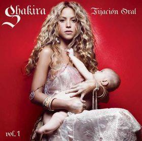 Shakira - Fijacion Oral - Vol.1 (CD)