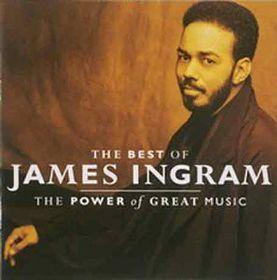 James Ingram - The Power Of Great Music (CD)