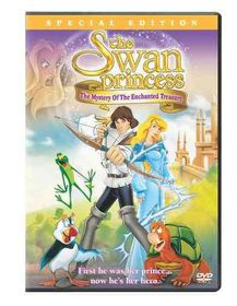 Swan Princess - (Region 1 Import DVD)
