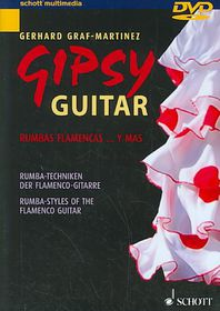 Gipsy Guitar - (Region 1 Import DVD)