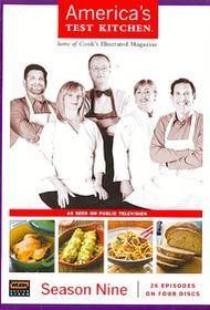 America's Test Kitchen Season 9 - (Region 1 Import DVD)