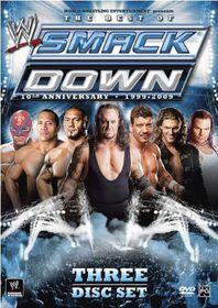 Best of Smackdown 10th Anniversary - (Region 1 Import DVD)