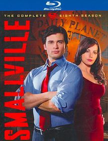 Smallville:Complete Eighth Season - (Region A Import Blu-ray Disc)