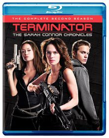 Terminator:Sarah Comp Second Ssn - (Region A Import Blu-ray Disc)