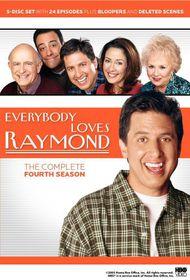 Everybody Loves Raymond - The Complete Fourth Season - (DVD)