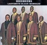 Ladysmith Black Mambazo - Ukusindiswa. (CD)
