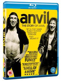 Anvil! The Story of Anvil - (Import Blu-ray Disc)