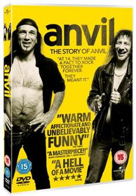 Anvil! The Story of Anvil - (Import DVD)