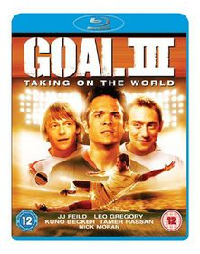 Goal 3 - Taking on the World - (Import Blu-ray Disc)