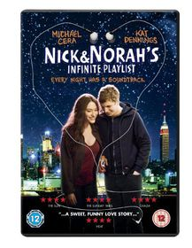 Nick and Norah's Infinite Playlist - (Import DVD)
