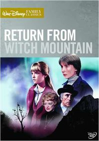 Return from Witch Mountain (1978) - (Import DVD)