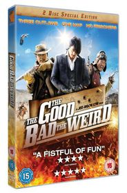 The Good, The Bad, The Weird - (Import DVD)