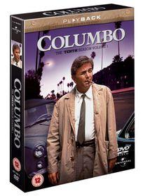 Columbo: Series 10 - Volume 1 - (Import DVD)