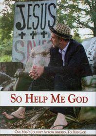 So Help Me God - (Region 1 Import DVD)