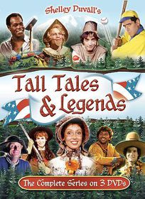 Tall Tales and Legends:Complete Serie - (Region 1 Import DVD)