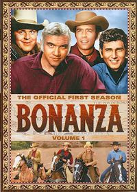 Bonanza:Official First Season Vol 1 - (Region 1 Import DVD)