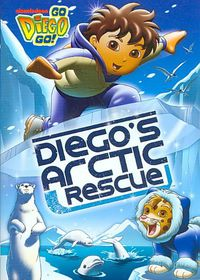 Go Diego Go:Diego Arctic Rescue - (Region 1 Import DVD)