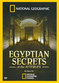 Egyptian Secrets of the Afterlife - (Region 1 Import DVD)