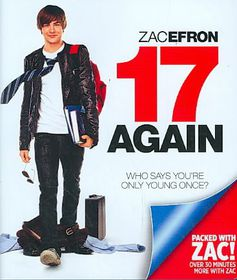 17 Again - (Region A Import Blu-ray Disc)