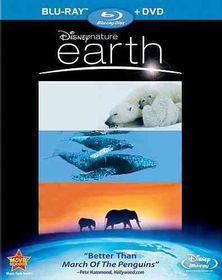 Disneynature:Earth - (Region A Import Blu-ray Disc)