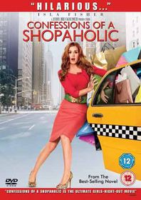 Confessions of a Shopaholic - (Import DVD)