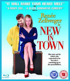 New in Town - (Import Blu-ray Disc)