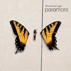 Paramore - Brand New Eyes (CD)
