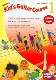 Kids Guitar Course 1 - (Region 1 Import DVD)