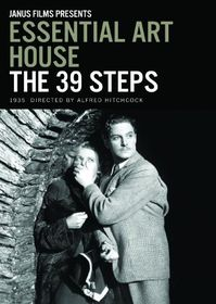 39 Steps - (Region 1 Import DVD)
