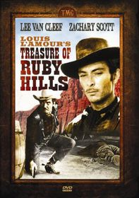 Treasure of Ruby Hills - (Region 1 Import DVD)