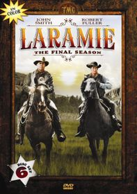 Laramie the Final Season - (Region 1 Import DVD)
