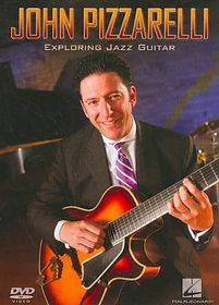 John Pizzarelli:Exploring Jazz Guitar - (Region 1 Import DVD)